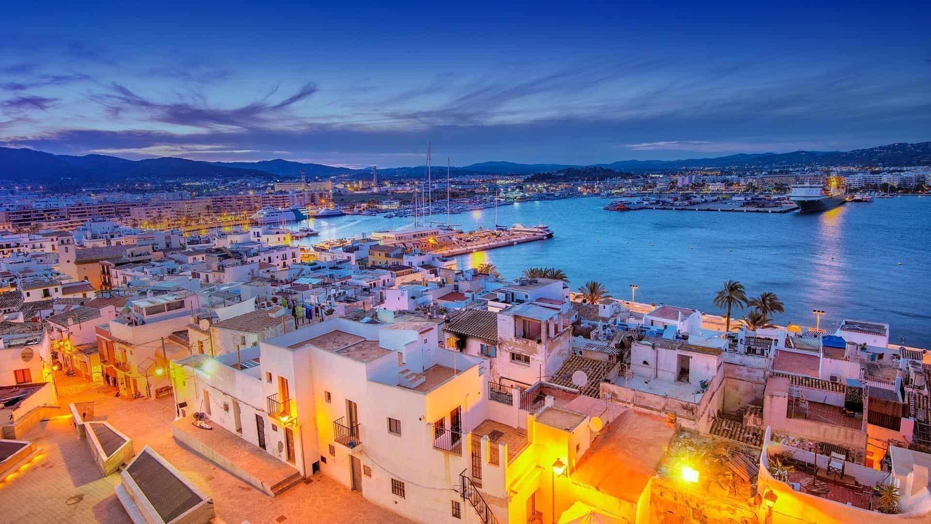 Paquetes viaje Ibiza