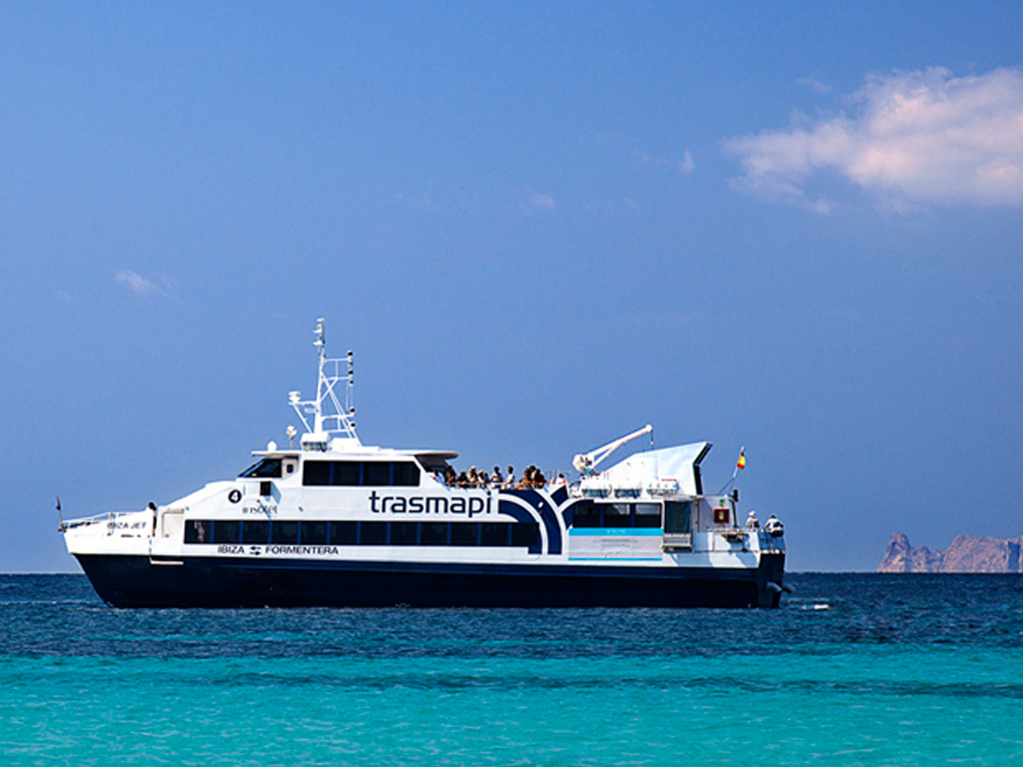 ferry a Ibiza